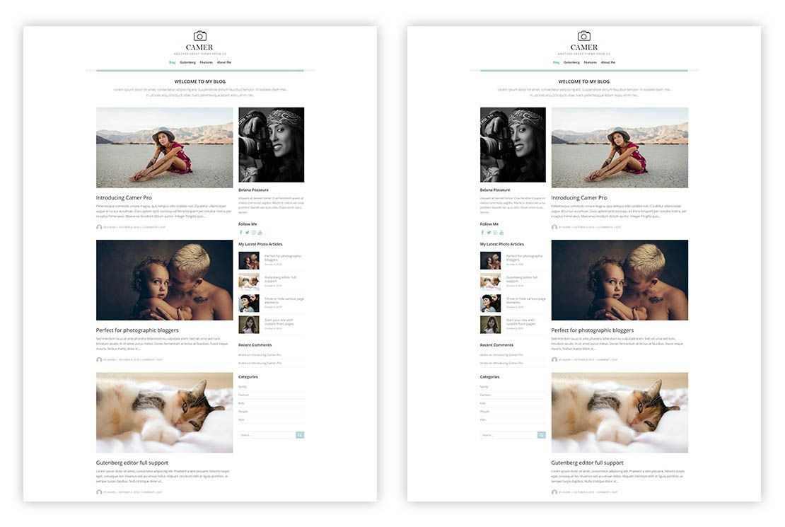 blog layouts 1