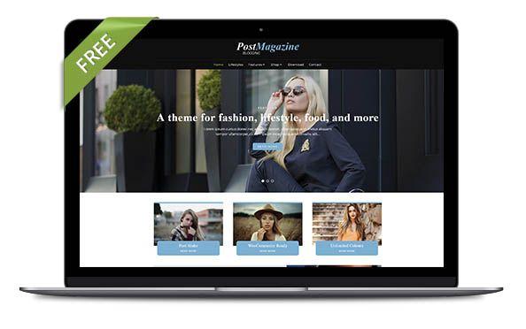 WordPress Theme PostMagazine