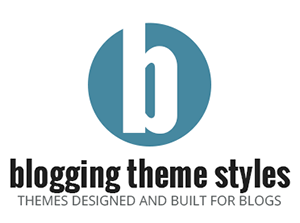Blogging Theme Styles logo