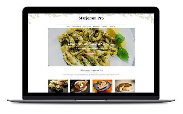 WordPress Theme Marjoram Pro